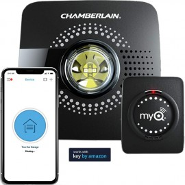 MyQ, monitor your garage door at any time
