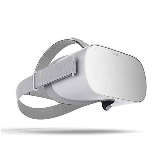 Oculus Go 64Go, le casque conçu pour s'amuser