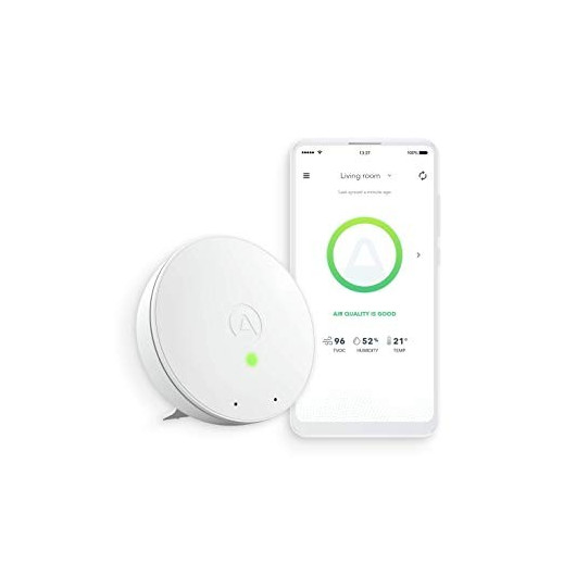 Wave Mini, your indoor air quality companion