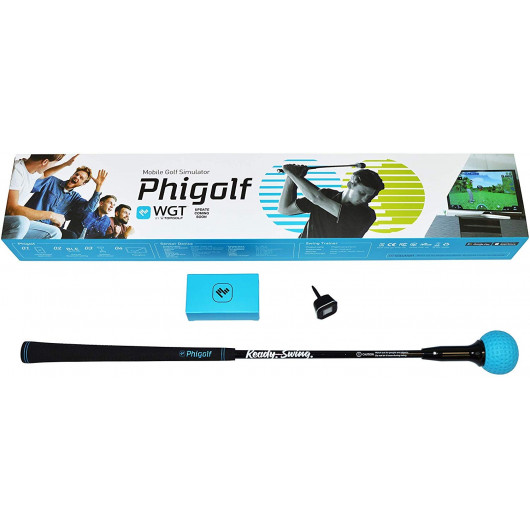 Phigolf WGT Edition, a golf course at home