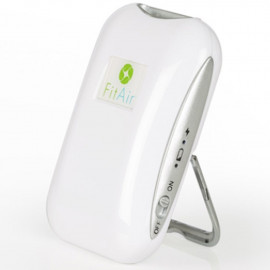 FitAir Zana, your ultimate personal air purifier