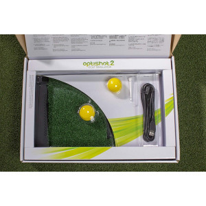 Optishot 2, a real golf experience at home