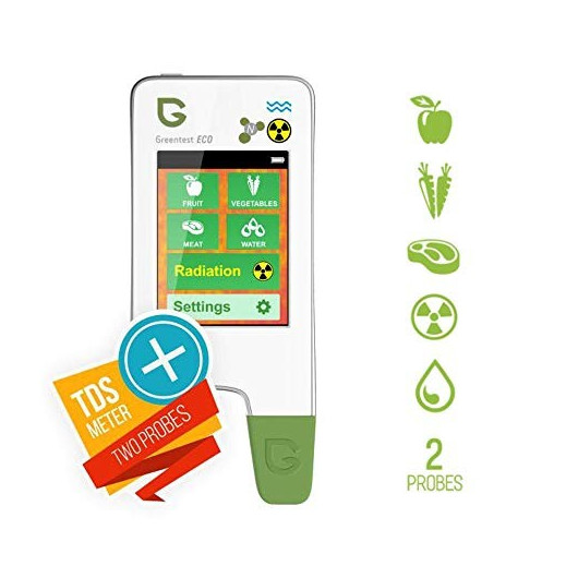 Greentest , test the quality of your food at all times