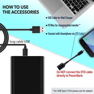 Atto Digital Powerec, the voice recorder 3 in 1