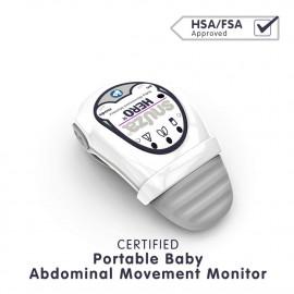 Snuza Hero Baby Movement Monitor, le moniteur qui surveille les mouvements abdominaux de votre bébé