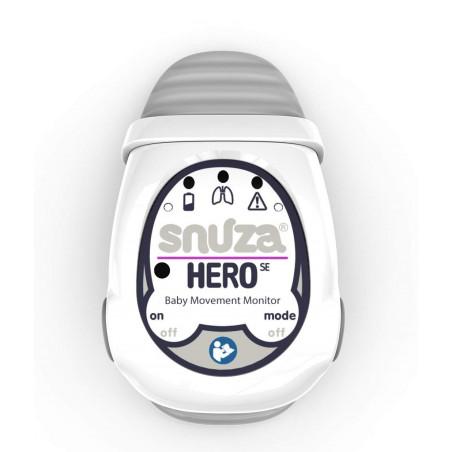 Snuza Hero Baby Movement Monitor, the monitor that checks your baby's abdominal movements