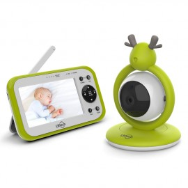 LBtech Video Baby Monitor with One Camera, le moniteur pour bébé avec écran 4.3'',