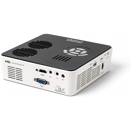 Aaxa M5, the projector for business and entertainment use