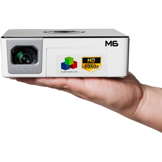 Aaxa M6, a home cinema at home