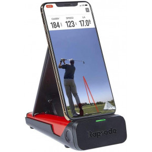 Rapsodo Mobile Launch Monitor, improve your swing with your phone