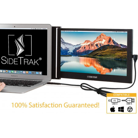SideTrack Monitor, improve your productivity