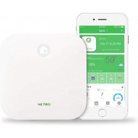 Netro, the smart sprinkler controller