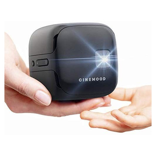 Cinemood 360, the 360° projector