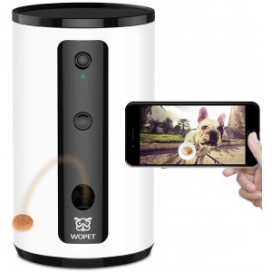 WOpet Smart Pet Camera, watch over your dog