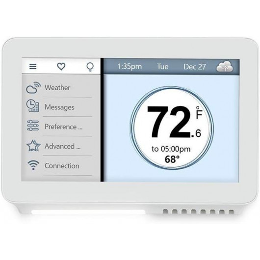 Vine TJ-919, the programmable thermostat