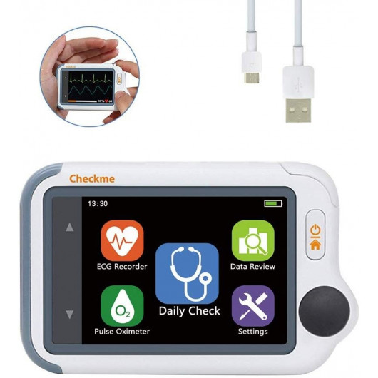 Viatom Checkme Lite, the wireless ECG monitor