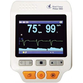 Heal Force Prince 180D, measure your ECG accurately