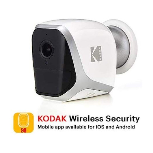 Kodak W101, the high definition security camera