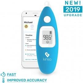 Kinsa Smart Thermometer, la température sur votre smartphone