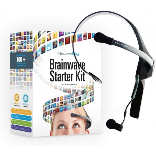 NeuroSky MindWave Mobile 2, monitor your brain
