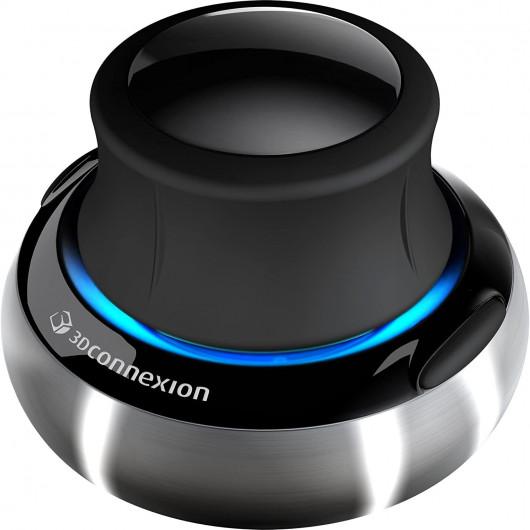 3Dconnexion Space Navigator, naviguer plus facilement
