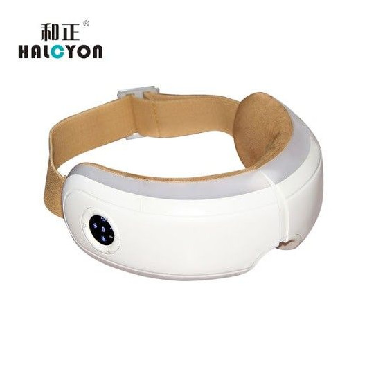 Halcyon, more than an eye massager !