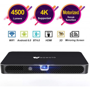 Wowoto A8 Pro, the bright projector