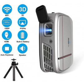EUG HD Pico 3D Projector, the mini 3D projector