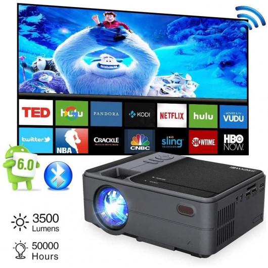 Portable Bluetooth Projector, le projecteur connecté portable