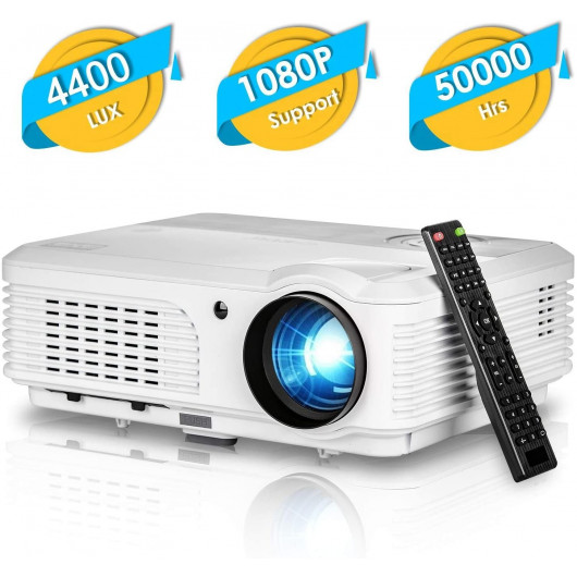Wikish X660S, the large display projector