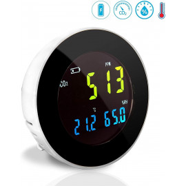 Pyle PCO2MT05, the smart indoor air quality monitor