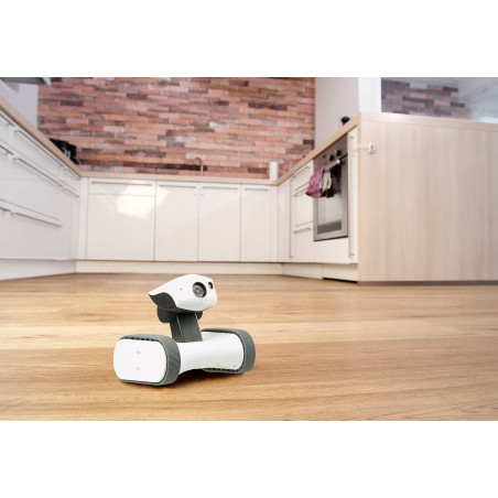 7links Robot Camera, the small robot that watches on your home