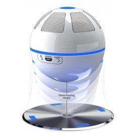 the levitating wireless Bluetooth speaker