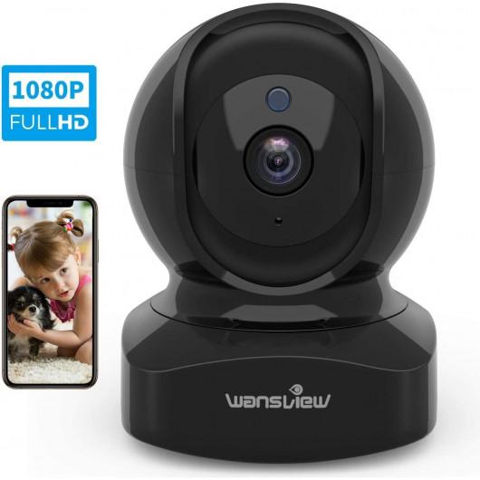 Wansview Q5, la caméra de sécurité haute résolution