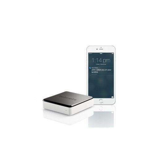 Voice Bridge, votre ligne fixe sur votre mobile!
