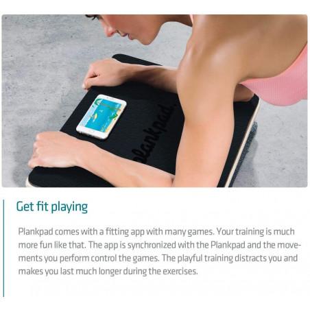 Plankpad, the interactive board