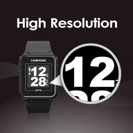 Canmore TW-353, the GPS golf watch