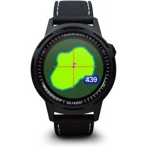 GolfBuddy Aim W10, the long lasting GPS watch