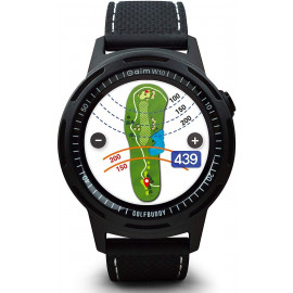 GolfBuddy Aim W10, the long lasting GPS watch
