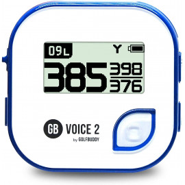 GolfBuddy Voice 2, le GPS parlant
