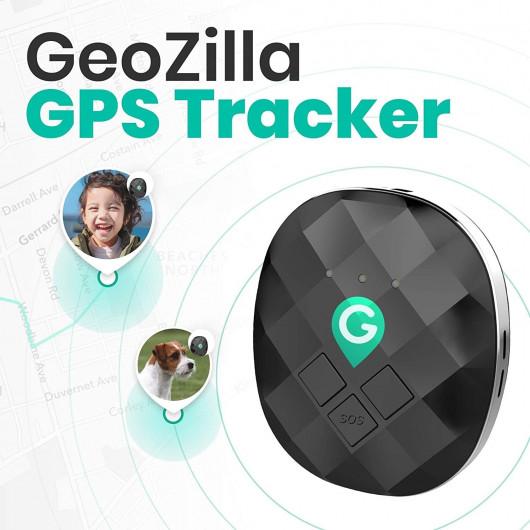 GeoZilla GPS Tracker, le traceur pour plus de sécurité