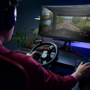 Tobii Eye Tracker 4C, a new way of gaming