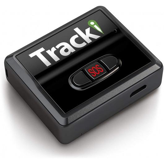 Tracki, real time mini GPS