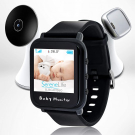 Smart Baby Monitor, la montre moniteur connectée