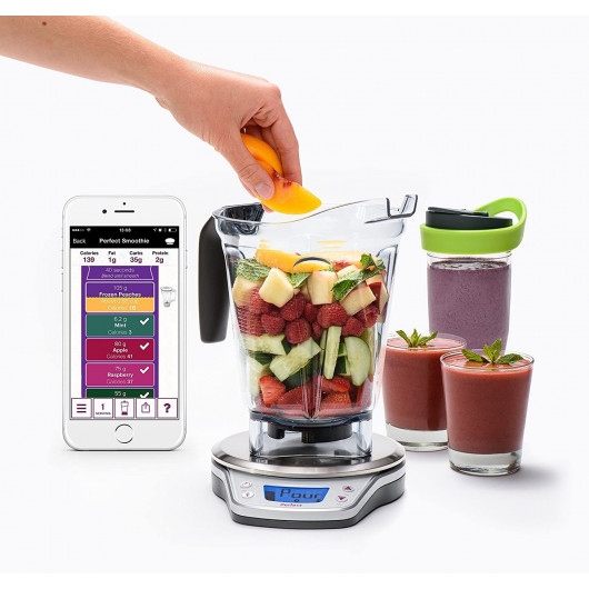 Perfect Blend Pro, the scale for a better nutrition