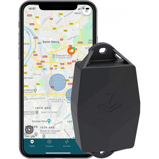 TRAKmy, the  connected GPS tracker