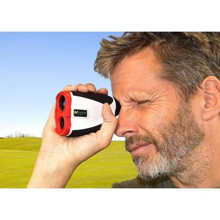 Easygreen 1300, the rangefinder for Golf