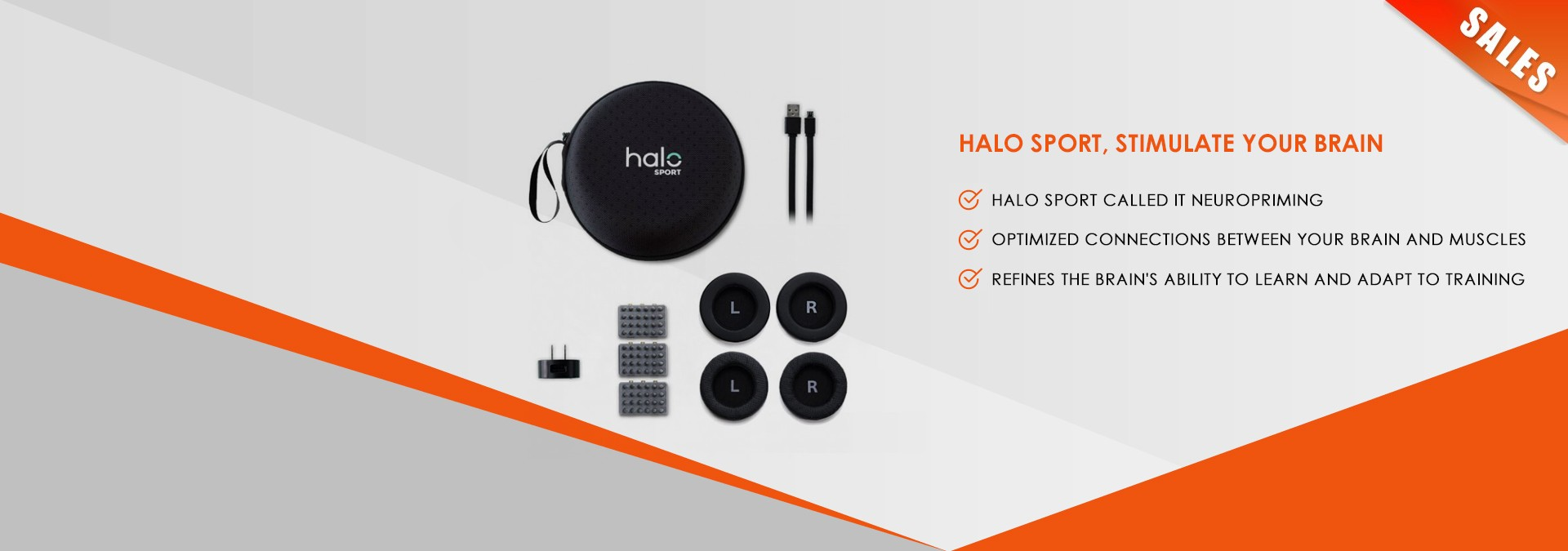 Halo Sport, Stimulate Your Brain