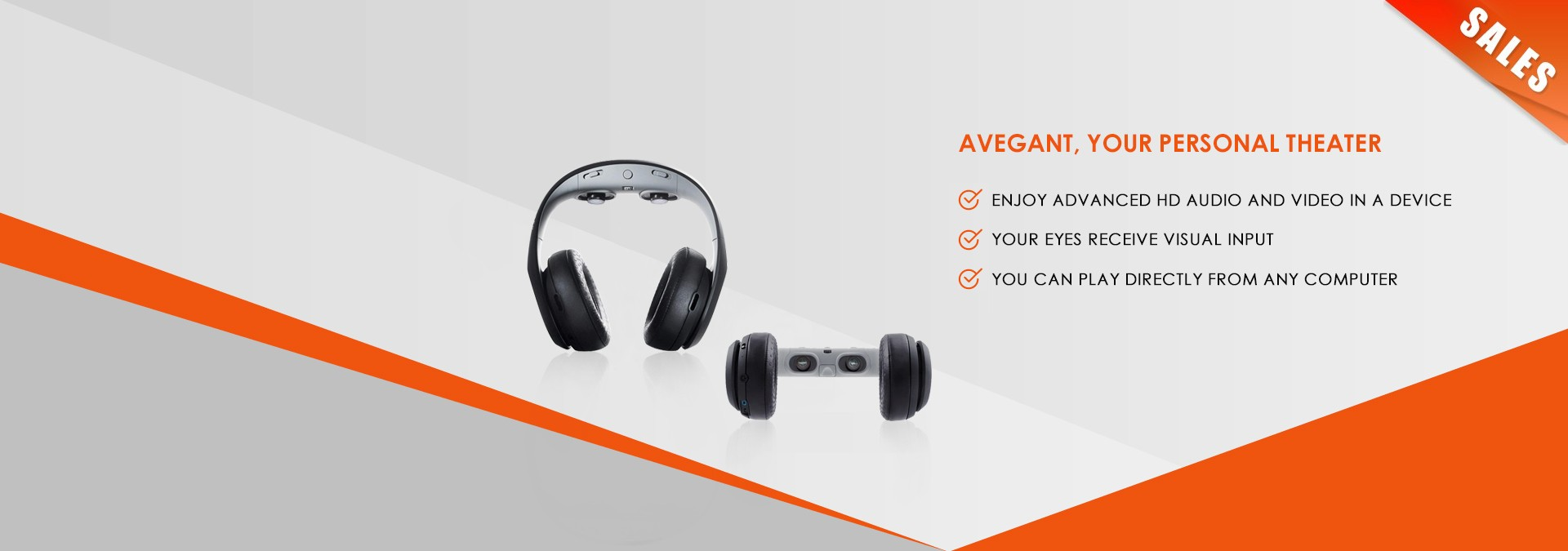 Avegant, Your Personal Theater