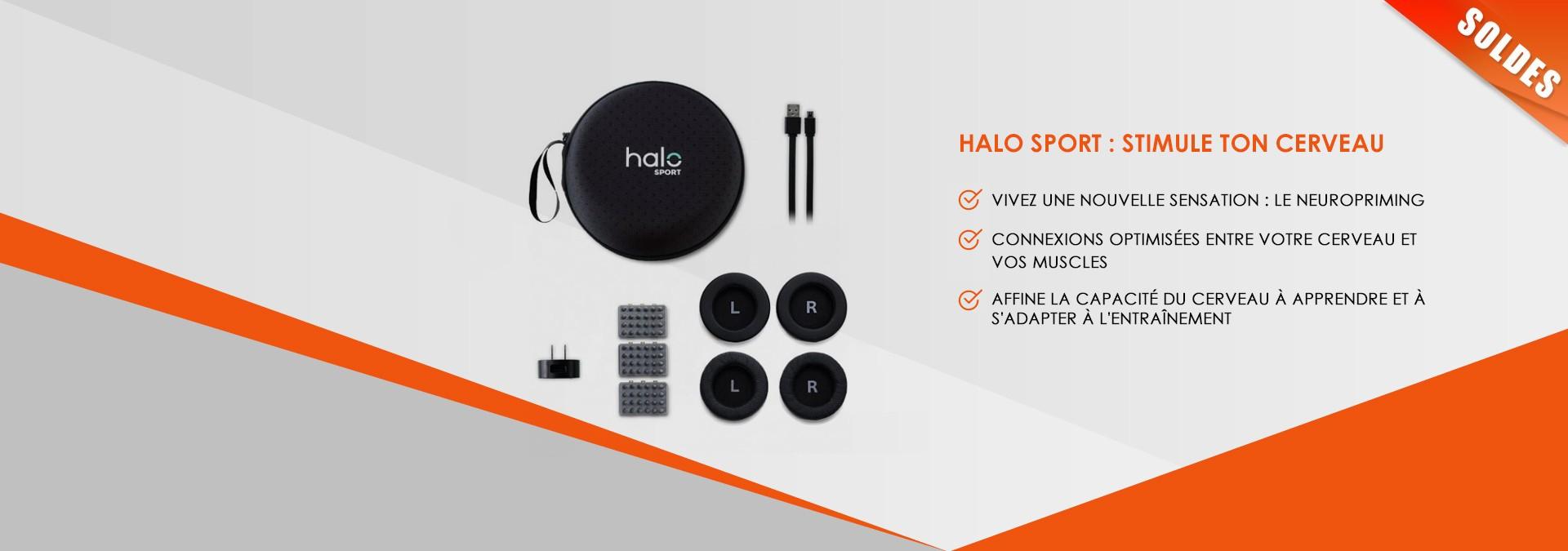 Halo Sport, Stimulez Votre Cerveau